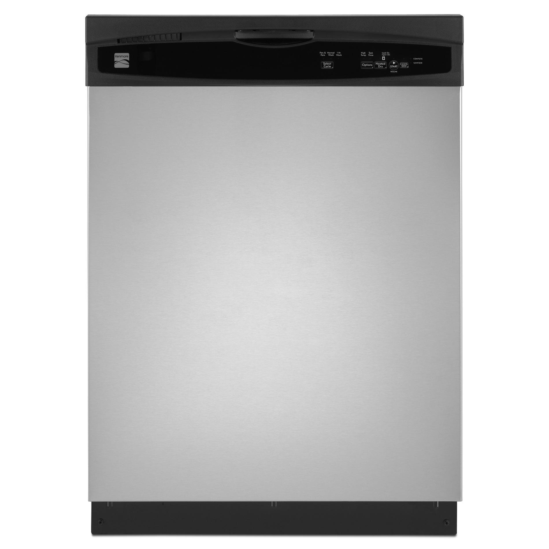 kenmore dishwasher manual model 665.151.k.212