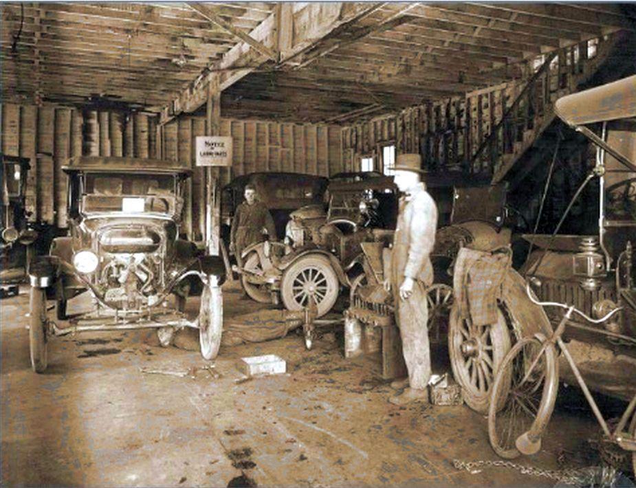 ford model t workshop manual