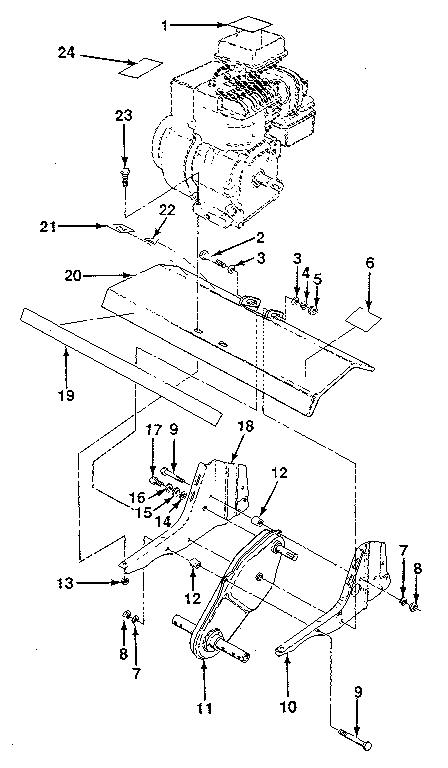 furnace model no gm100-3rev b manual &parts