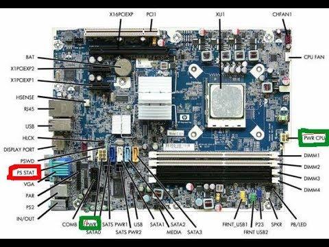hp elitebook 2740p hardware manual