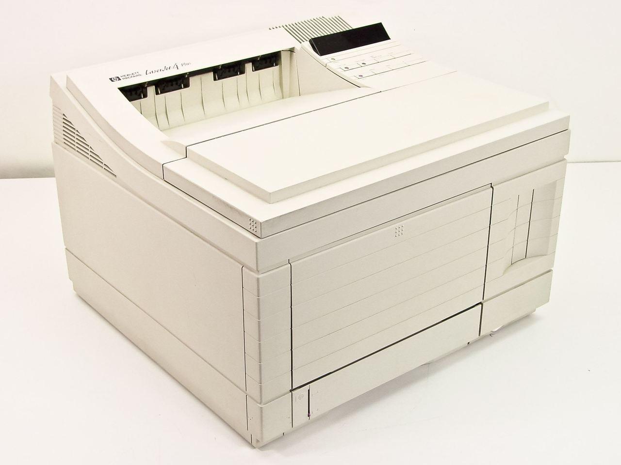 hp laserjet 4 plus c2037a manual