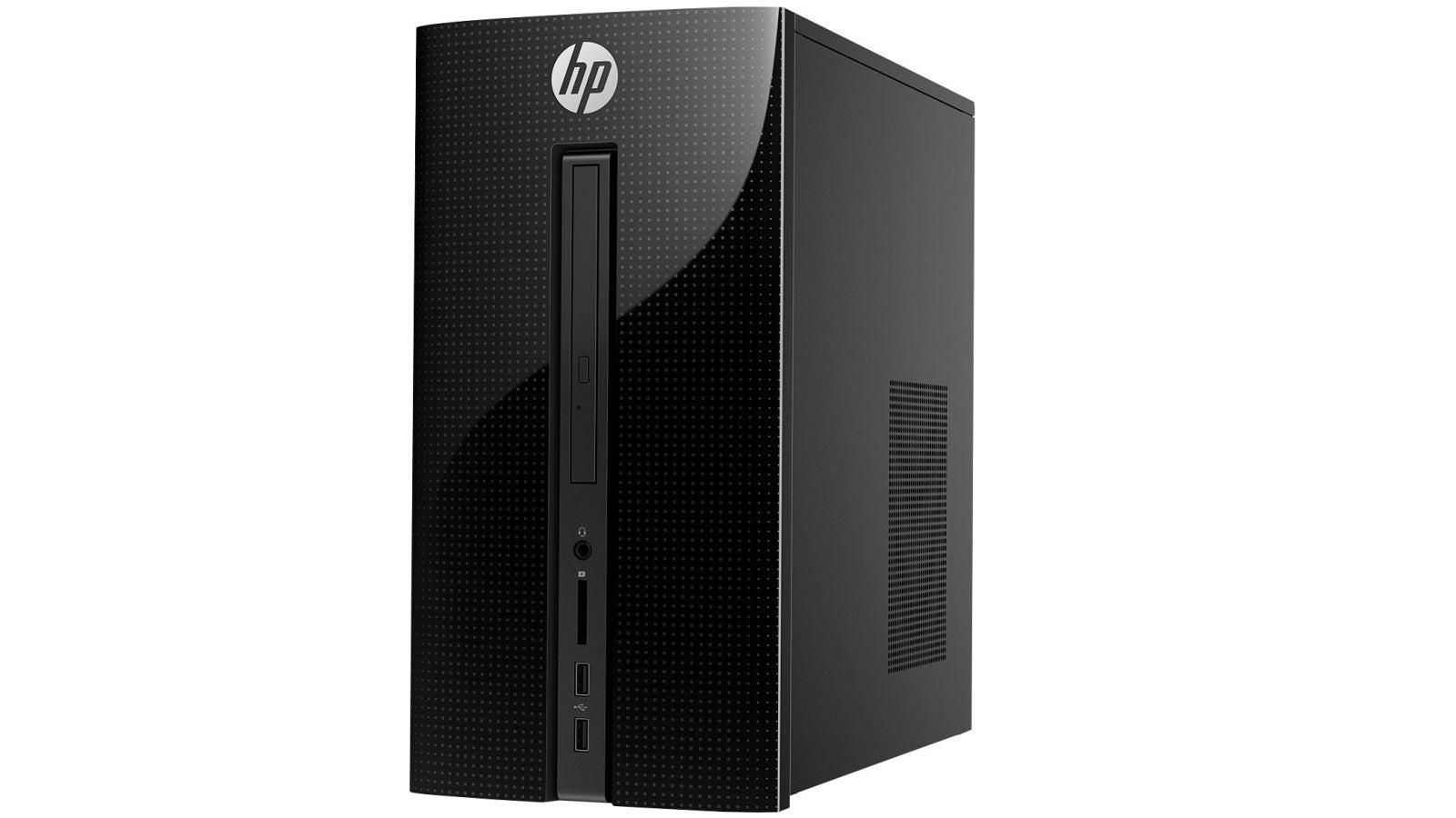 hp pavilion desktop 510 manual