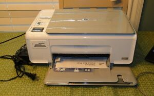 hp photosmart c4280 all in one printer scanner copier manual