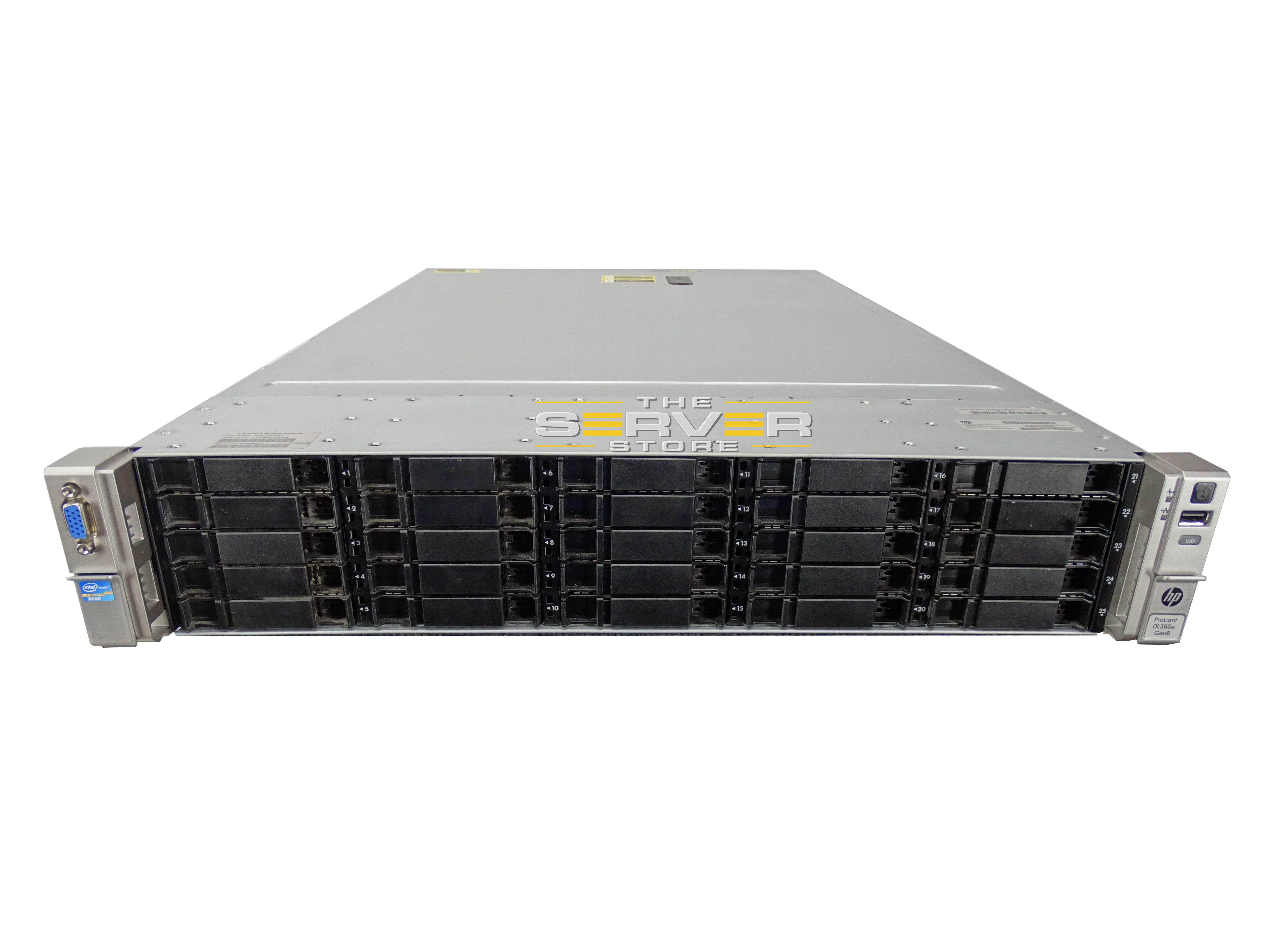 hp proliant dl380e gen8 server manual