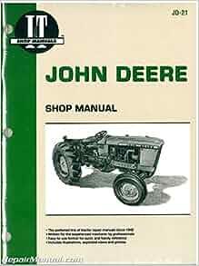john deere 1010 manual free download