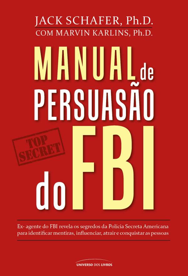 manual da persuasao do fbi download