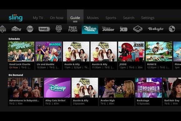 manually add sling to samsung smart tv