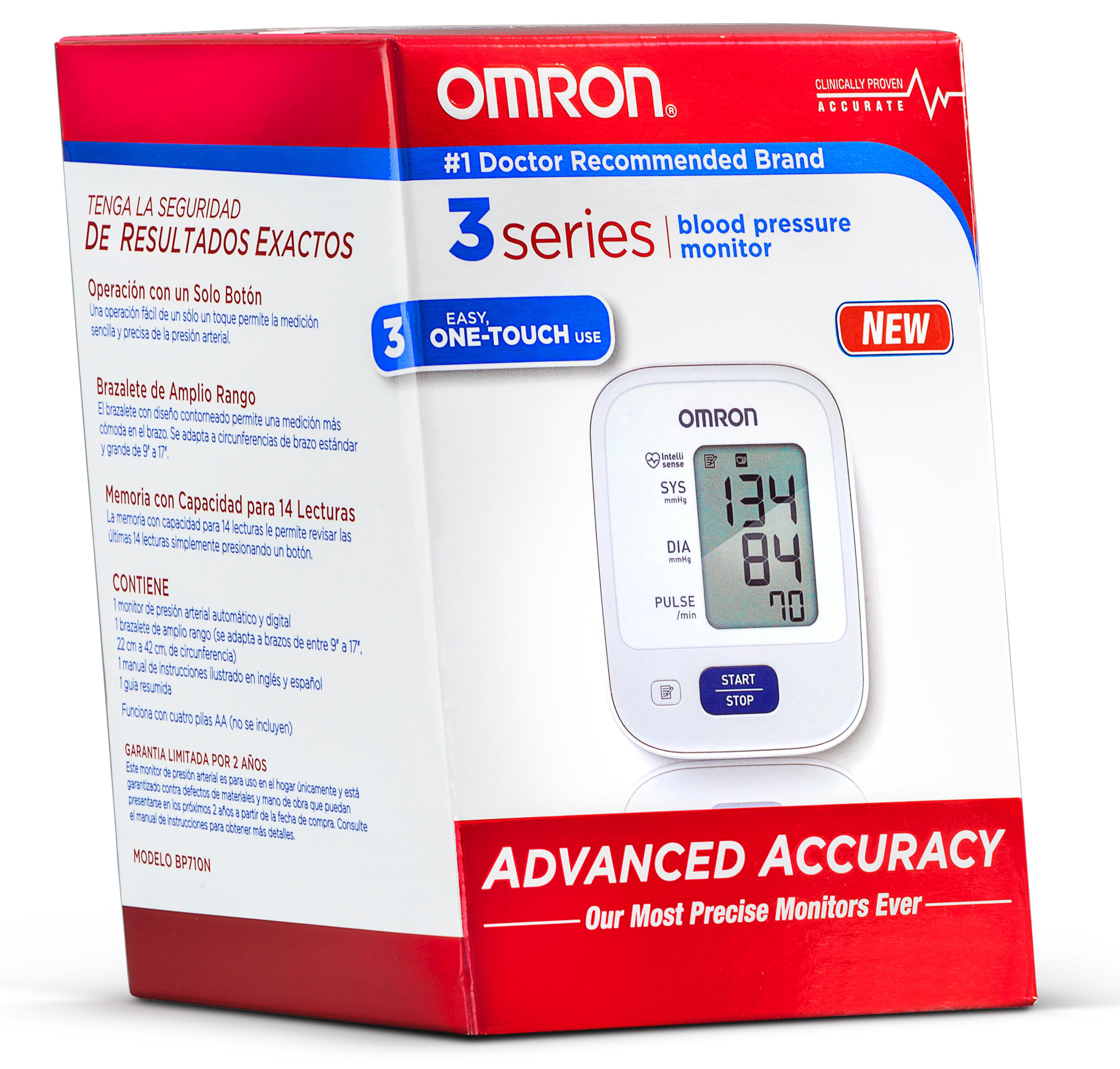 omron 10 series blood pressure monitor model bp786n instruction manual