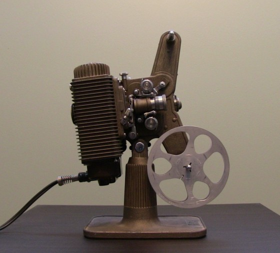 revere model 80 projector manual