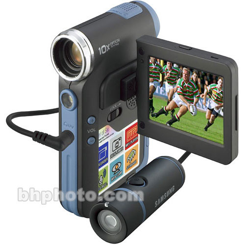 samsung digital camcorder sc-x105l manual