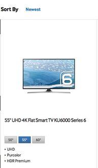 samsung uhd tv 6 series 6000 55 manual