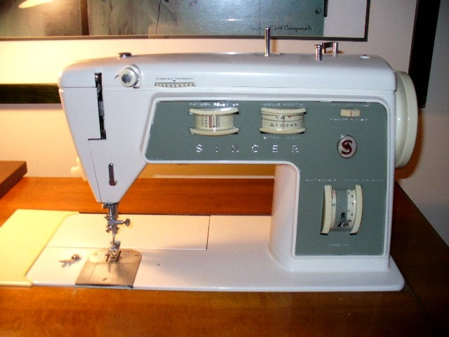 singer sewing machine model 774 manual