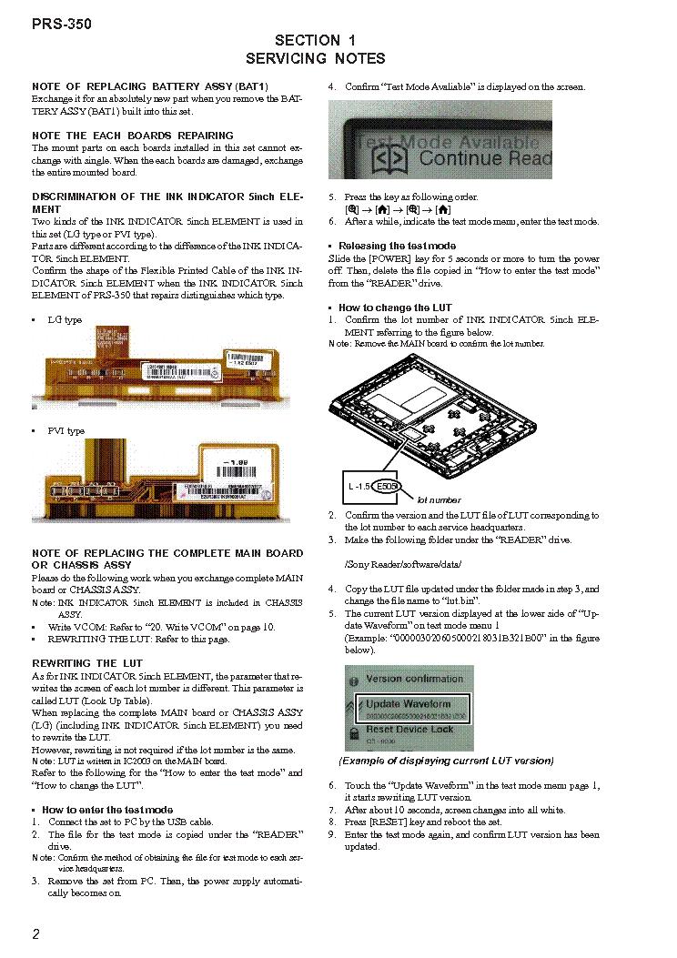 sony prs 505 manual pdf