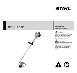 stihl fs 38 manual pdf