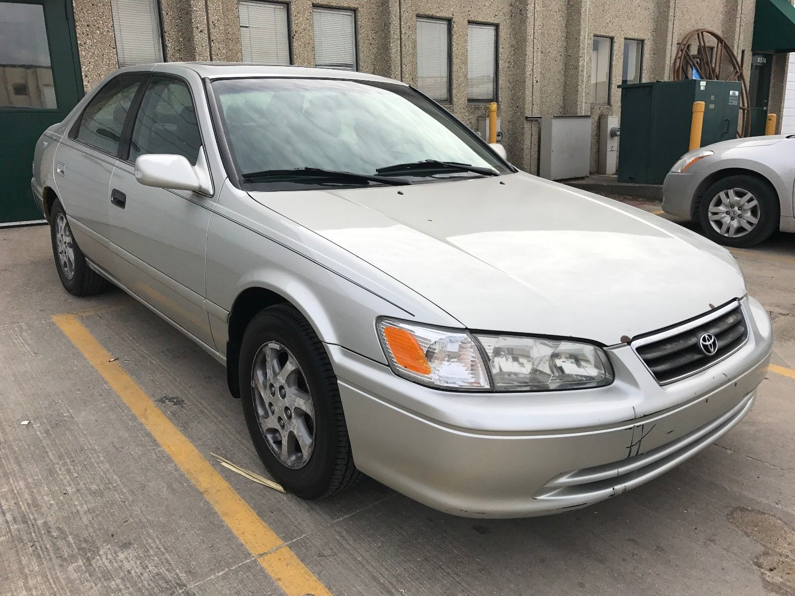 toyota camry 2000 model manual