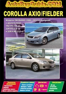 toyota corolla 2007 manual free download