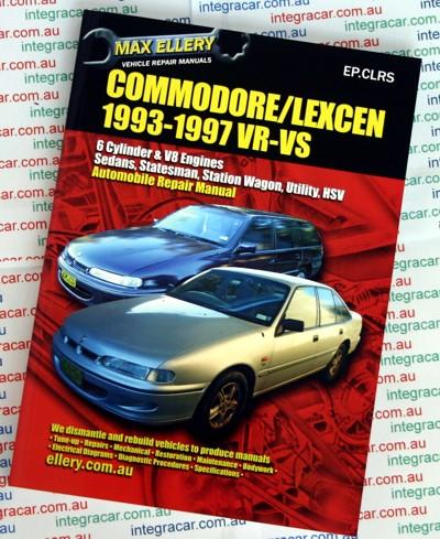 vs commodore workshop manual download